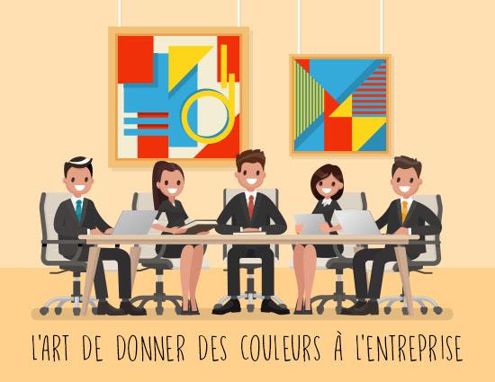 Art et entreprise